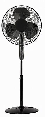 Optimus 18'' Oscilating Pedestal Fan