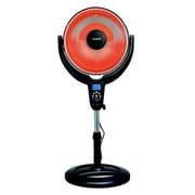 Optimus Portable Electric Radiant Compact Heater w/ Remote
