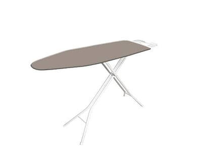Sunbeam Ironing Board w/ Cover and Rest