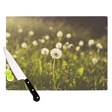 KESS InHouse As You Wish Cutting Board; 8.25'' H x 11.5'' W x 0.25'' D