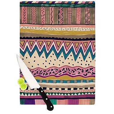KESS InHouse Koko Cutting Board; 8.25'' H x 11.5'' W x 0.25'' D