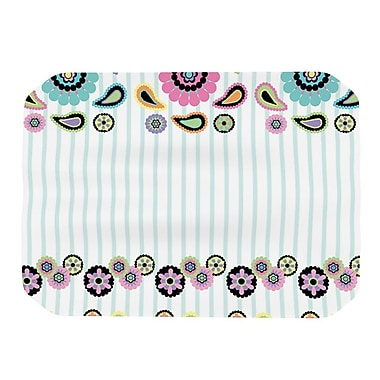 KESS InHouse Paisley Party Placemat