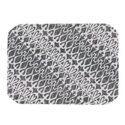 KESS InHouse Silver Lace Placemat