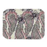 KESS InHouse Inky Paisley Bloom Placemat