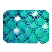 KESS InHouse Placemat; Mermaid Tail