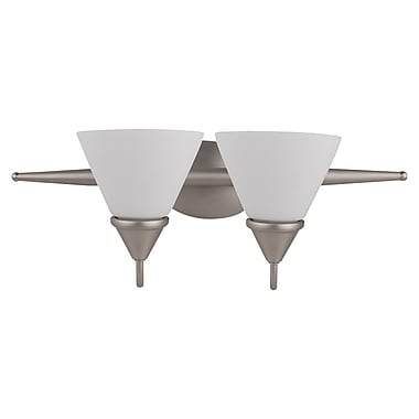 Whitfield Lighting Grayson 2-Light Vanity Light
