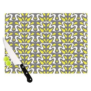KESS InHouse Cascade Cutting Board; 11.5'' H x 15.75'' W x 0.15'' D