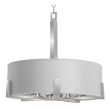 Whitfield Lighting Jaelyn 5-Light Drum Pendant