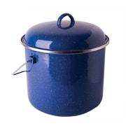 Stansport Cast Steel 7-qt. Straight Pot w/ Lid