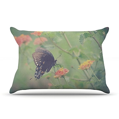KESS InHouse Captivating II Pillow Case; Standard
