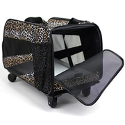 dbest products Pet Carrier; Small (12'' H x 10.5'' W x 18'' L)