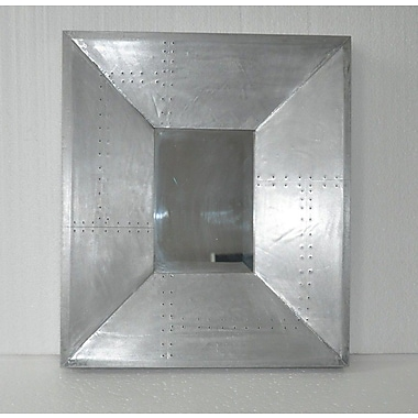 Cheungs Osum Bevelled Rectangle Wall Mirror