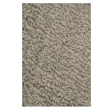 AMER Rugs Pure Essence Brown Area Rug; 5' x 8'