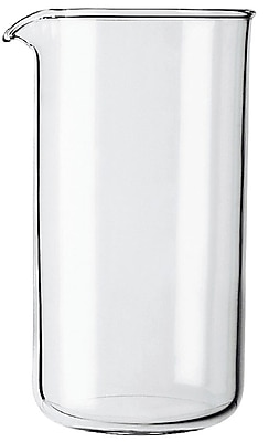 Grosche Universal French Press Replacement Beaker; 11.83 oz. WYF078277102024