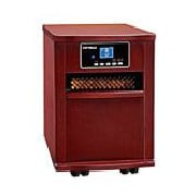 Optimus Portable Electric Infrared Cabinet Heater w/ Remote Control