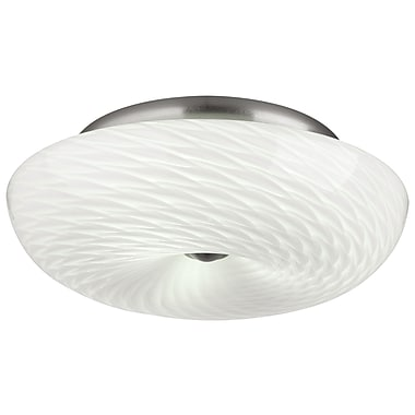 Philips Inhale 3-Light Flush Mount