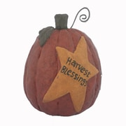 Craft Outlet Harvest Welcome Country Pumpkin