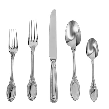 Ricci Argentieri Imperia 20 Piece Flatware Set