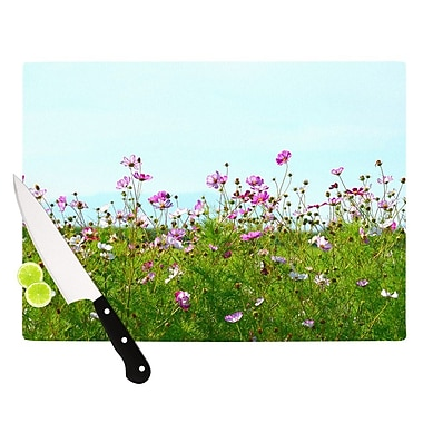 KESS InHouse I Choose Magic Cutting Board; 8.25'' H x 11.5'' W x 0.25'' D