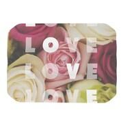 KESS InHouse Love Love Love Placemat