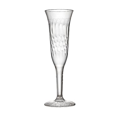 Fineline Settings, Inc Rippled Champagne (Pack of 96)