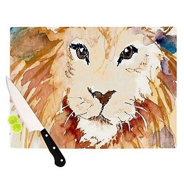 KESS InHouse Leo Cutting Board; 8.25'' H x 11.5'' W x 0.25'' D
