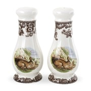 Spode Woodland Salt and Pepper Shakers Set