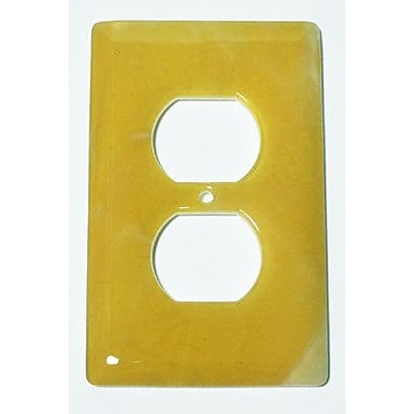 Hot Knobs Swirl 1 Gang Receptical Wall Plate