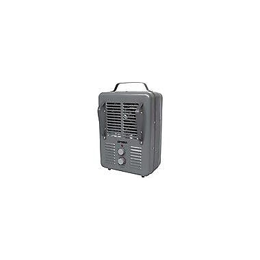 Optimus Portable Electric Convection Utility Heater w/ Thermostat