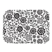KESS InHouse Cherry Floral White Placemat