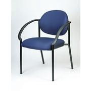Eurotech Seating Dakota Stacking Chair; Navy