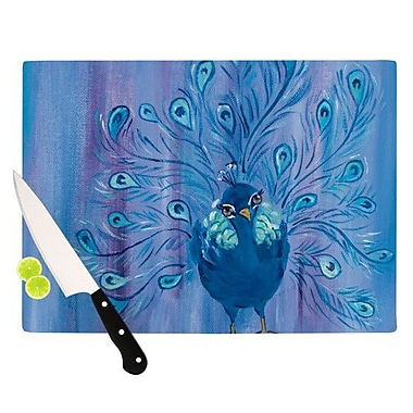 KESS InHouse Little Master Cutting Board; 11.5'' H x 15.75'' W x 0.15'' D