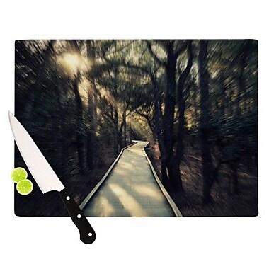 KESS InHouse Dream Worthy Cutting Board; 11.5'' H x 15.75'' W x 0.15'' D
