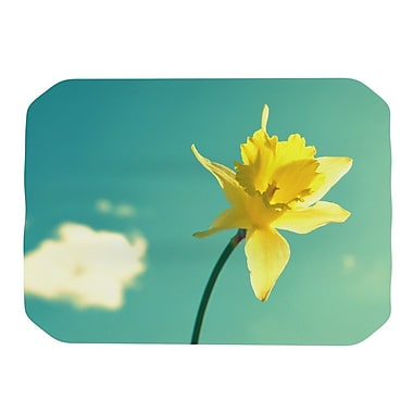 KESS InHouse Daffodil Placemat