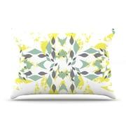 KESS InHouse Springtide Pillow Case; Standard
