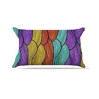 KESS InHouse Textiles 2 Pillow Case; King