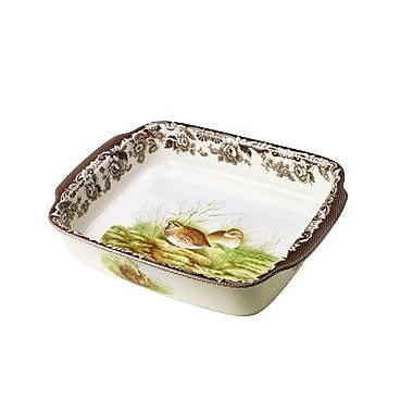 Spode Woodland Handled Serving Tray