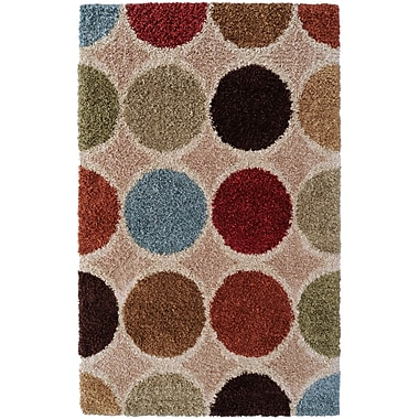 Surya Concept CPT1716-11133 Machine Made Rug, 1'11