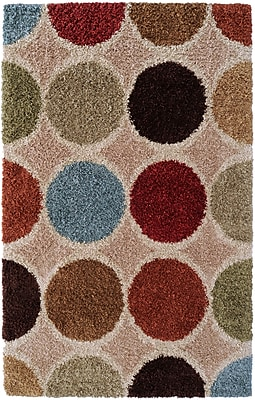 """Surya Concept CPT1716-11133 Machine Made Rug, 1'11"""" x 3'3"""" Rectangle"""