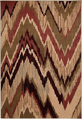 Surya Riley RLY5001-38 Machine Made Rug, 3' x 8' Rectangle
