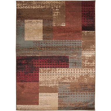 Surya Riley RLY5004-38 Machine Made Rug, 3' x 8' Rectangle