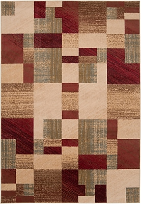 Surya Riley RLY5006-455 Machine Made Rug, 4' x 5'5
