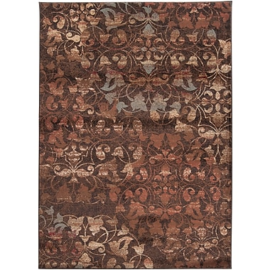 Surya Riley RLY5008-5376 Machine Made Rug, 5'3