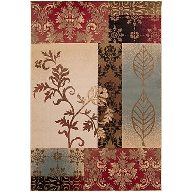 Surya Riley RLY5014-7101010 Machine Made Rug, 7'10