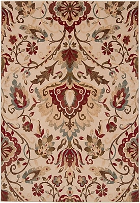 Surya Riley RLY5017-1013 Machine Made Rug, 10' x 13' Rectangle