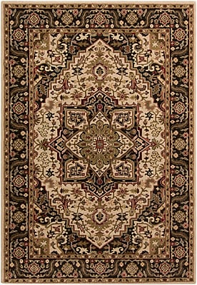 Surya Riley RLY5038-5376 Machine Made Rug, 5'3