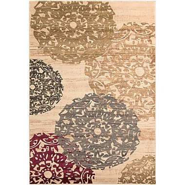 Surya Riley RLY5051-1013 Machine Made Rug, 10' x 13' Rectangle