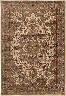 Surya Riley RLY5054-6698 Machine Made Rug, 6'6