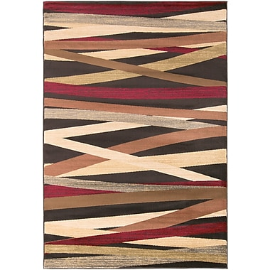 Surya Riley RLY5057-455 Machine Made Rug, 4' x 5'5