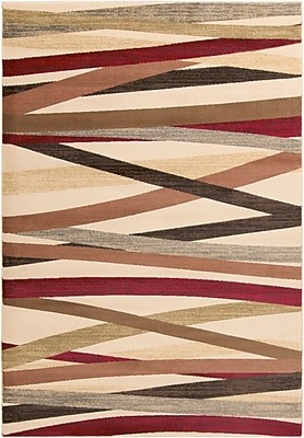 Surya Riley RLY5058-7101010 Machine Made Rug, 7'10